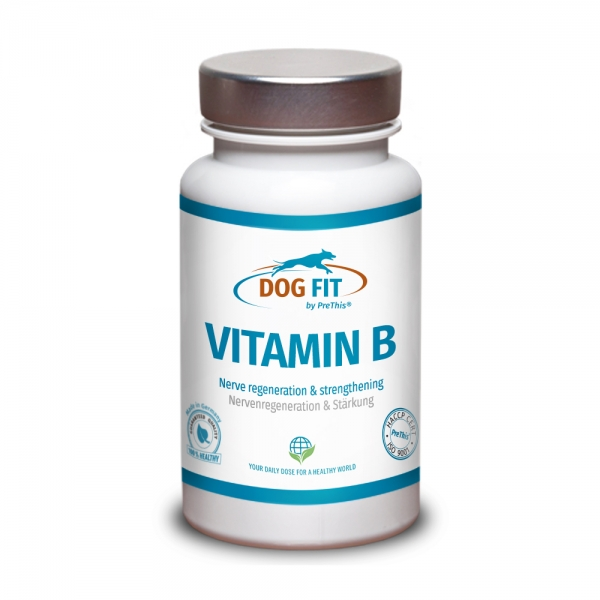 DOG FIT by PreThis® VITAMIN B - Nerven-Komplex