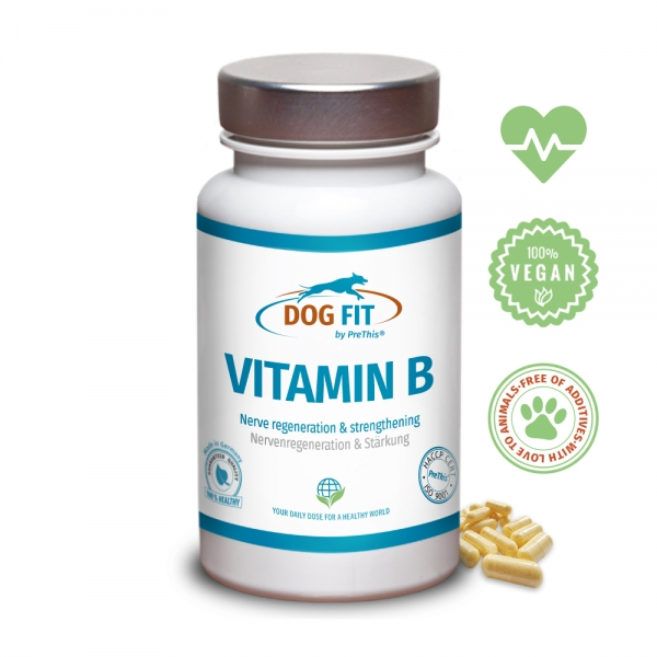 DOG FIT by PreThis® VITAMIN B Komplex