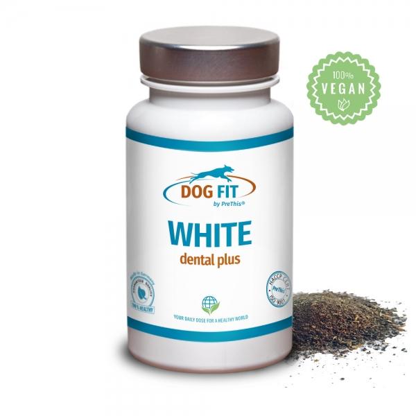 DOG FIT by PreThis® WHITE dental - Zahnpflege für Hunde