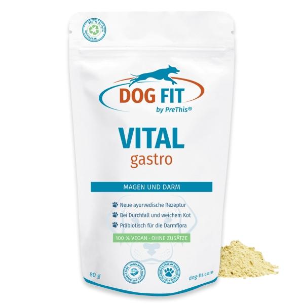DOG FIT by PreThis® VITAL gastro für eine gesunde Verdauung Deines Hundes