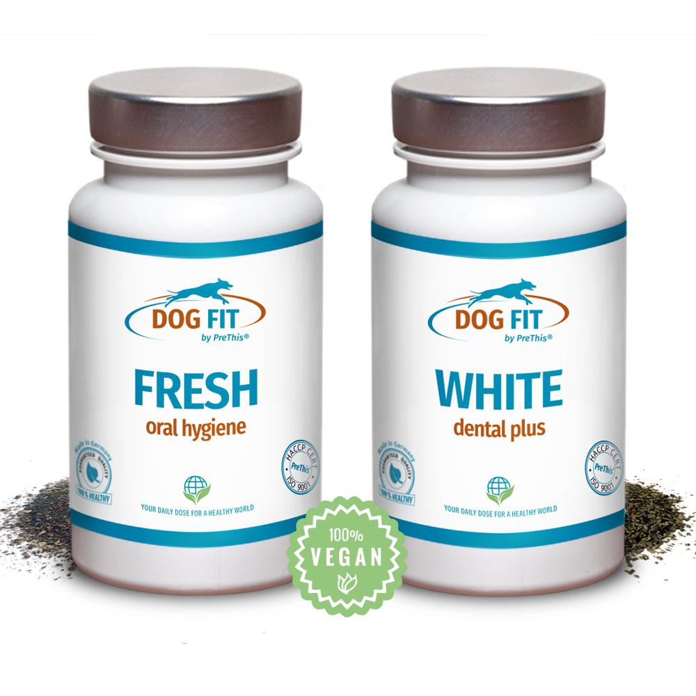 WHITE dental und FRESH