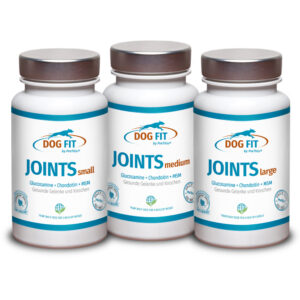 DOG FIT by PreThis JOINTS small, medium und large