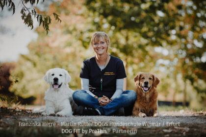 DOG FIT by PreThis® Partner: Hundeschule Martin Rütter DOGS - Franziska Herre - Weimar/Erfurt/Eisennach