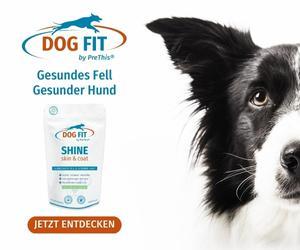 DOG FIT by PreThis® SHINE für das Fell