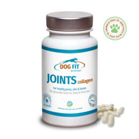DOG FIT by PreThis® collagen + calcium